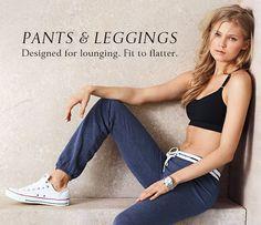 Women's Leggings & Lounge Bottoms - Victoria's Secret