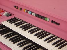 Flychord Console Home Digital Pianos Featured with Fully Weighted 88 Hammer Action Keys and 3 Pedals, Dark Rosewood Pink Piano, Piano Bar, Digital Piano, Console, Music Instruments, Play, Hipster Stuff, Musical Instruments