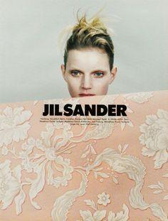 Jil Sander S/S96 by Craig McDean