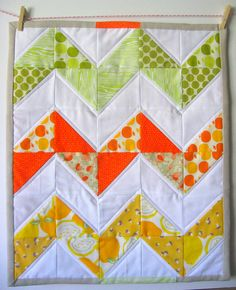 Mini quilt by weepereas