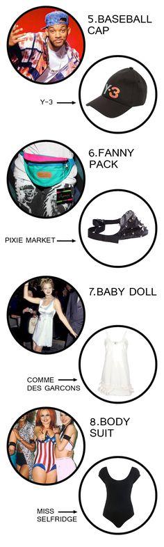 90′S TRENDS MAKING A COMEBACK  fashionsneverfade.wordpress.com