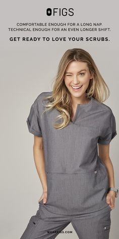 FIGS Scrubs: FIGS makes awesome medical apparel. Why wear scrubs when you can wear FIGS? Spa Uniform, Scrubs Uniform, Stylish Scrubs, Medical Scrubs, Vet Scrubs, Scrubs Outfit, Medical Uniforms, Nursing Clothes, Costume