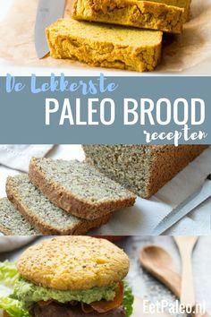 De 10 lekkerste Paleo Brood recepten