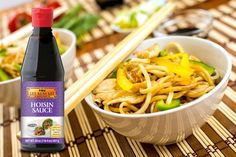 Lee Kum Kee sauces make the tastiest marinades! Check out this steak marinade recipe!
