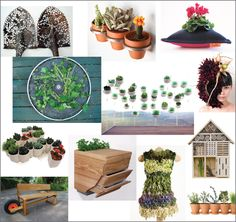 The Year's 20 Best: Urban Gardens 2012 Roundup! | Urban Gardens | Unlimited Thinking For Limited Spaces | Urban Gardens