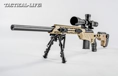 Accurate-Mag AM40A6 7.62mm Bolt-Action Rifle | complete #GunReview