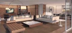 Grand Hyatt Residencial | Residencial com Serviços | Lançamentos | Barra da Tijuca | Brookfieldapartamento 360, vista mar - barra da tijuca - Venda - Casas e Apartamentos