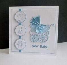 SC626 ~ Baby Boy by sistersandie - Cards and Paper Crafts at Splitcoaststampers