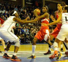 Basket féminin - Eurocup women: l'aventure de Namur-Capitale s'arrête en quart de finale  #Basketféminin - #Eurocup women: l'aventure de #NamurCapitale s'arrête en quart de finale #ESBVA #basketbelgium