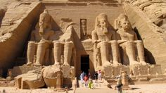 Cairo Aswan and Abu Simbel two days tour from Marsa Alam Luxor, Ancient Egypt History, Ancient Ruins, Ancient Art, Kemet Egypt, Great Pyramid Of Giza, Valley Of The Kings, Nile River, Pyramids Of Giza