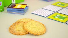 Die VINCEND Figuren als Food Artikel wie z. B. unsere Kekse. Leckere Motive mit leckeren Rezepten.