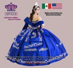 Galeria 4 Charreria Capriccio Quinceañera Vestidos De 15