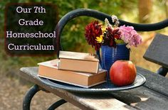 Our Unschooling Journey Through Life: Our 7th Grade Curriculum