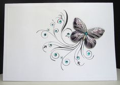 simple & beautiful, butterfly
