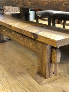 Affectionate trained wood furniture projects visit this web-site Industrial Design Furniture, Log Furniture, Woodworking Furniture, Furniture Projects, Woodworking Plans, Wood Projects, Outdoor Furniture, Antique Furniture, Woodworking Patterns