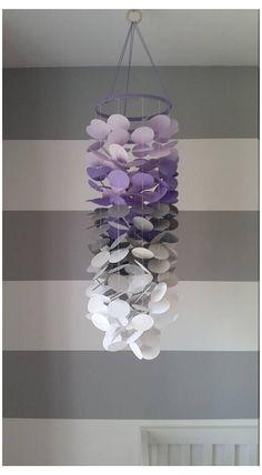 Purple Dorm Rooms, Lilac Room, Lilac Nursery, Purple Bedrooms, Purple Gray Bedroom, Girls Room Purple, Nursery Neutral, White Girls Rooms, Girl Rooms