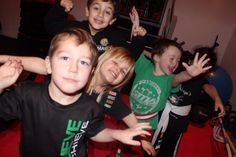Age specific skill building and martial art fun