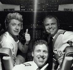 Aww cute pilot I've ever seen