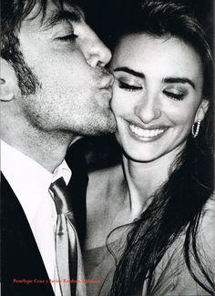 Javier Barden & Penelope Cruz possibly the hottest couple ever.....