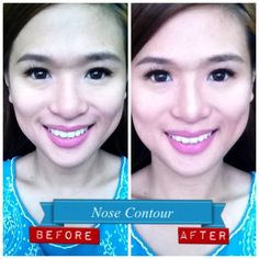 Tutorial: How To Contour Asian Nose | Valerie Tan