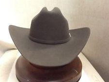 cowboy hat 7 1 2 gray in Fashion b836d03eae22