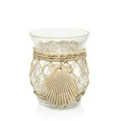 Yankee Candle beachy votive holder