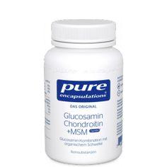 Pure - Glucosamin + Chondroitin + MSM 120 Stück