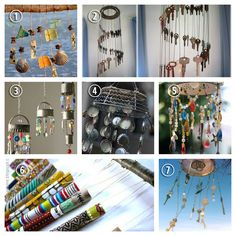 7 Really Cool Wind Chime Ideas