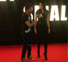 Bankable Bollywood stars Shah Rukh Khan and Anushka Sharma will reunite in Jab Harry Met Sejal - Straight.com (blog) #FansnStars