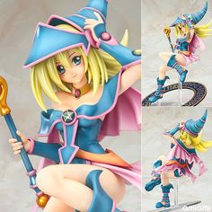 AmiAmi [Character & Hobby Shop] | Yu-Gi-Oh! Duel Monsters - Dark Magician Girl 1/7 Complete Figure(Pre-order)