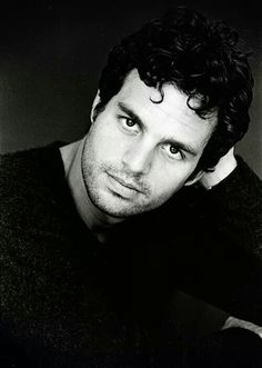 Mark Ruffalo (please follow minkshmink on pinterest)