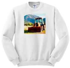 ss_79753_2 Jos Fauxtographee Fall - A tractor with the mountains behind and the fall colors - Sweatshirts - Adult SweatShirt Medium 3dRose,http://www.amazon.com/dp/B00AA6VRB0/ref=cm_sw_r_pi_dp_qEyrtb1MEW2RWETZ