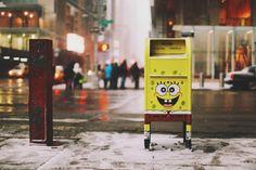 #SpongeBob #Mailbox