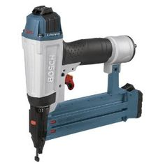 Bosch BNS200-18 18-Gauge Brad Nailer. Features: Full Force Technology - Engineered to direct 100% of the energy to the fastener by eliminating wasted power and space. Learn more here. Slim Body - Better line of sight. Better control. Tool-less Quick Clear - Easily remove jammed nails Tool-less Adjustable Depth of Drive - Adjust depth of drive on tool Narrow Nose - Excellent line of sight Dry Fire Lock-Out - Avoids damage to work materials and internal components by preventing blank firing…