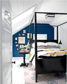 Schilderijen in slaapkamer makeover | Interieur inrichting