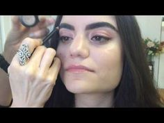 See Elke's Video Tutorial on How To Create The Bold Brow Design