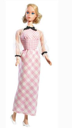 1973 Quick Curl Barbie.