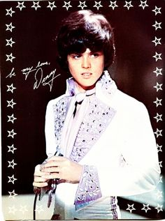 In the 70's my Mom let me have purple shag carpet in my room because that was DONNY OSMONDS favorite color. Lol