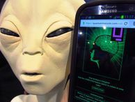 Step right up for Dr. X's amazing cure from outer space! At CES you get the good, the bad, and the way out. Meet the health app built from alien tech.