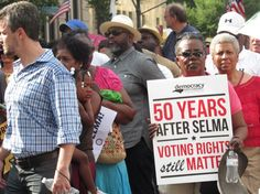 DNC Press Concern for NC Voting rights | 코리일보 | CoreeILBO