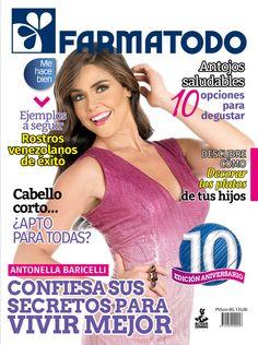 #Revista Farmatodo Mayo 2015 - Edición 10 aniversario