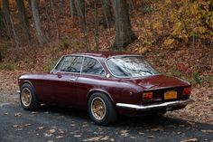 Melber Majors on a '69 GTV. Fronts a little wide?