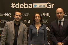 Organización del #debatweetGr