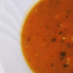 Young Beans Soup