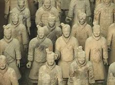 size: Photographic Print: China Collection - Army of Terracotta Warriors - Shaanxi Province by Philippe Hugonnard : China, Le Tibet, Terracotta Army, Famous Landmarks, Framed Artwork, Find Art, Concept Art, Sculptures, Images