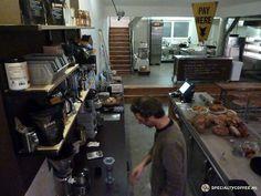 Hopper Coffee   Rotterdam   2013   Coffee   Trends: Fast & Slow, Urban, Iconisation