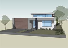 The GARDEN is a single storey four bedroom design which suits a substantial suburban site regardless of its orientation. Cheap Web Hosting, Square Feet, Architecture Design, House Plans, Modern Design, Multi Story Building, How To Plan, Mansions, Contemporary