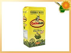 Yerba Mate Cachamate Amarillo