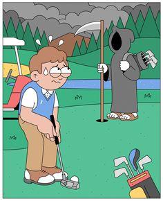 The 10 Worst Ways To Die On A Golf Course - Golf Digest