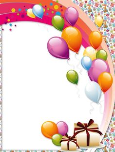 Gratis utskrivbara födelsedagskort till barn